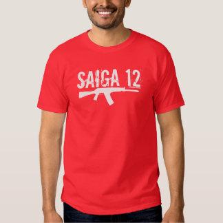 Saiga 12 - Camisa del equipo