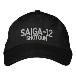 Saiga 12 - Embroidered Hat