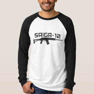 Saiga 12 K - Collapsible Stock T-Shirt