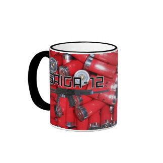 Saiga 12 K - Picture Mug