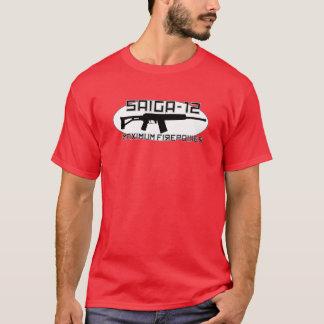 Saiga 12 - Maximum Firepower T-Shirt