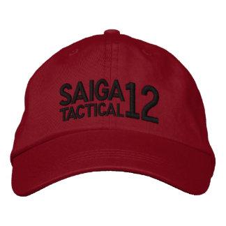 Saiga 12 - Saiga táctico Gorras De Béisbol Bordadas