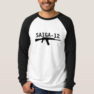 Saiga 12 - Silhouette Tee Shirt