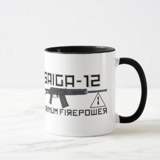 Saiga 12 - Taza de café máxima de la potencia de
