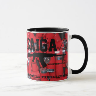 Saiga 12K Coffee Mug