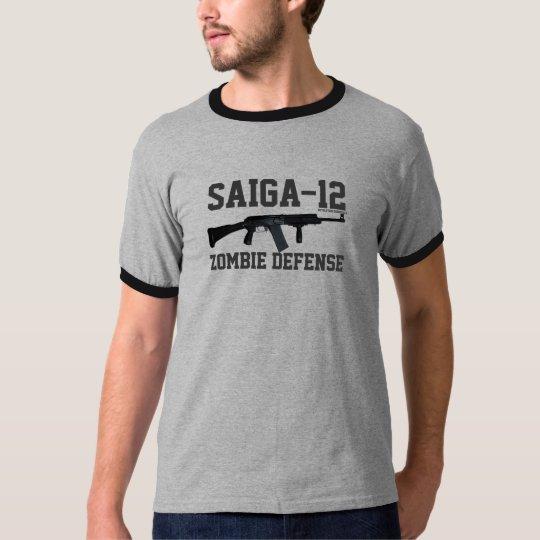 Saiga 12K Shirt - Zombie Defense