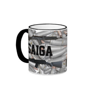 Saiga Coffee Mug