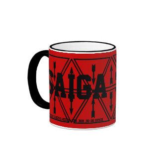 Saiga Factory Logo Coffee Mug