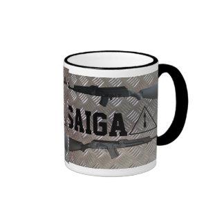Saiga Rifle Mugs