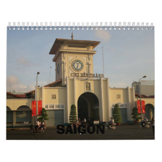 Saigon Calendar