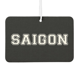 Saigon Car Air Freshener