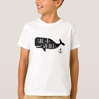 Sail a Whale T-Shirt