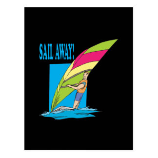 Sail Away 2 Postcard