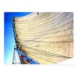 Sail Away(5) Postcard