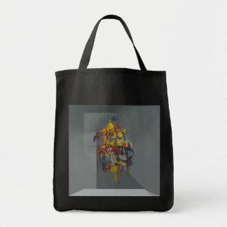 Sail Away Again Abstract Tote Bag