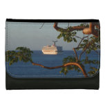 Sail Away at Sunset I Cruise Vacation Photography Women's Wallet
