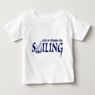 sail away baby T-Shirt