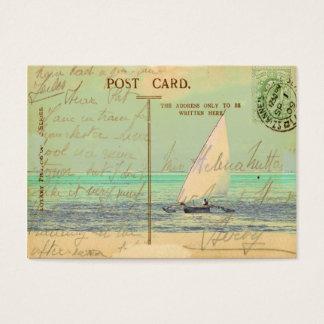 Sail Away Business Card