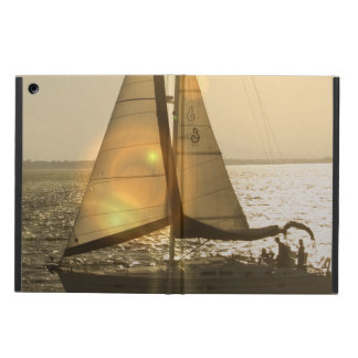 Sail Away Cover For iPad Air