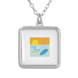 Sail Away Custom Necklace