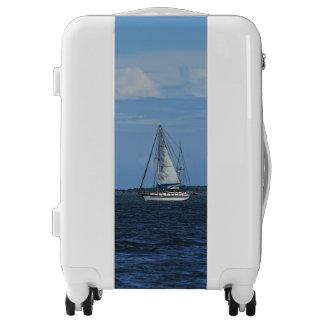 Sail Away Painterly Luggage