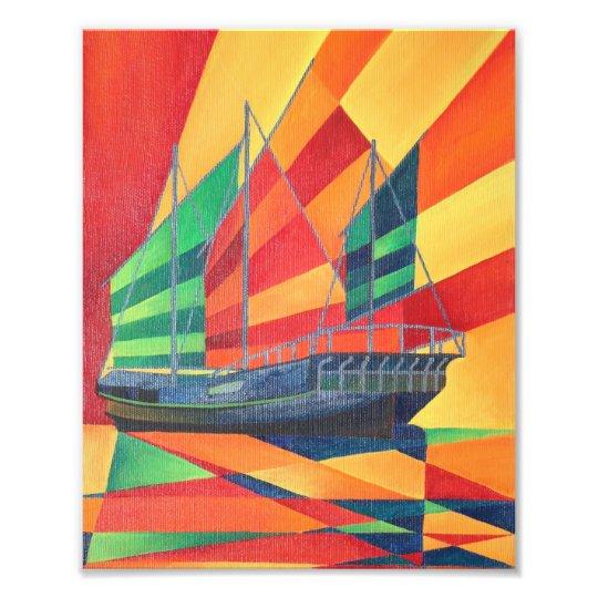 Sail Away Photo Print