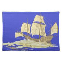 Sail Away Placemat