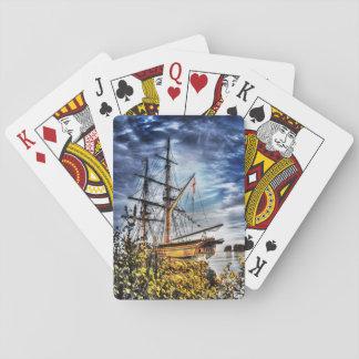 Sail Away Poker Deck