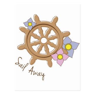 Sail Away Post Cards