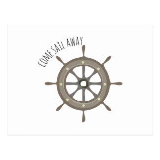 Sail Away Postcards