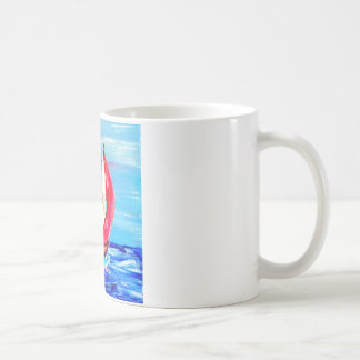 Sail Away, Sail Away ..... Coffee Mug