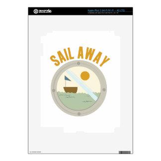 Sail Away Skin For iPad 3