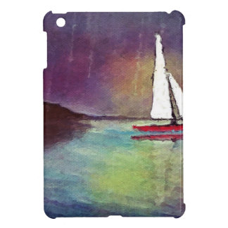 Sail away with me iPad mini covers