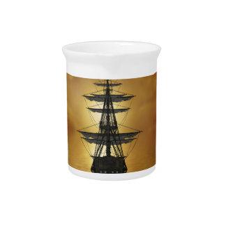 Sail Beverage Pitcher