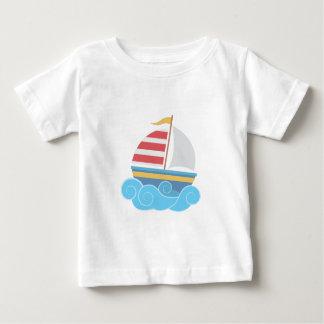 Sail Boat Baby T-Shirt