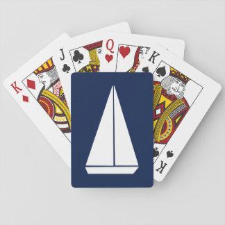Sail Boat Card Decks