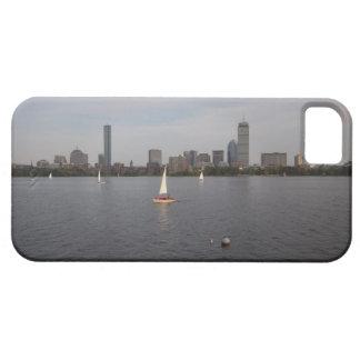 Sail Boat, Charles River, Boston, MA iPhone 5 Covers