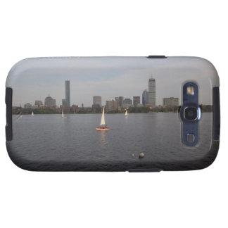 Sail Boat, Charles River, Boston, MA Galaxy SIII Cases
