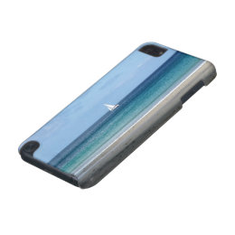 Sail Boat iPod Touch (5th Generation) Cover