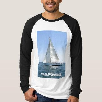 Sail boat Man's Raglan T-Shirt