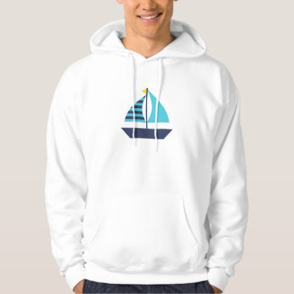 Sail Boat Pullover