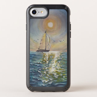 Sail Boat Speck Presidio iPhone 8/7/6s/6 Case