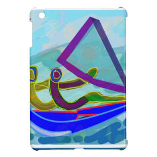 Sail Boat Water Sports Cover For The iPad Mini
