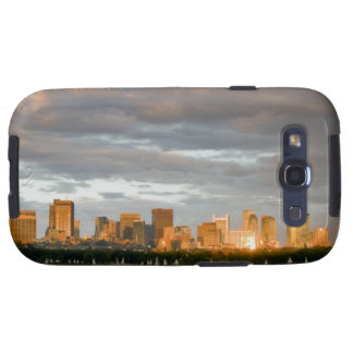 Sail boating on The Charles River at sunset Galaxy SIII Case