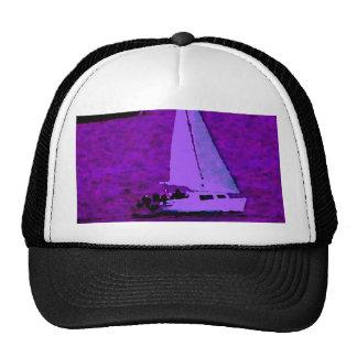 """Sail""  CricketDiane Ocean Art Trucker Hat"