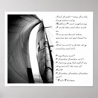 Sail Forth... Print
