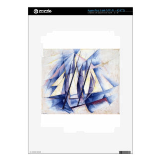 Sail: In Two Movements by Charles Demuth Skins For iPad 3