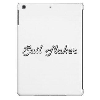 Sail Maker Classic Job Design iPad Air Covers