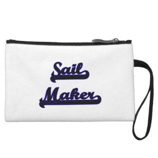 Sail Maker Classic Job Design Wristlet Purses