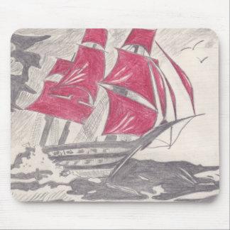 Sail Mouse Pad